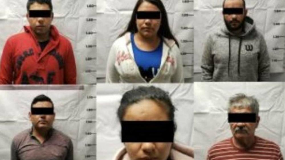 Capturan en Chihuahua a seis presuntos integrantes de La Línea - Foto de Noticieros Televisa