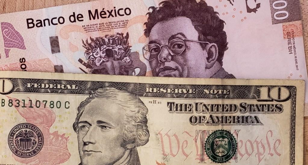 Dólar se cotiza por debajo de los 20 pesos previo al anuncio sobre tasa de interés de Banxico - Dólar dinero dólares pesos tipo de Cambio 2