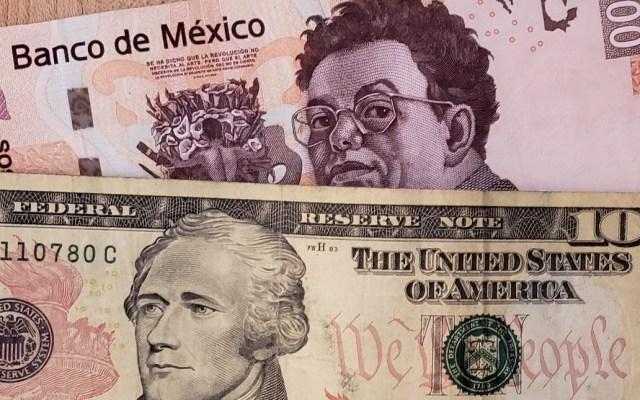 Peso pierde 52 centavos por pesimismo global y caída en precio del petróleo - Dólar dinero dólares pesos tipo de Cambio 2