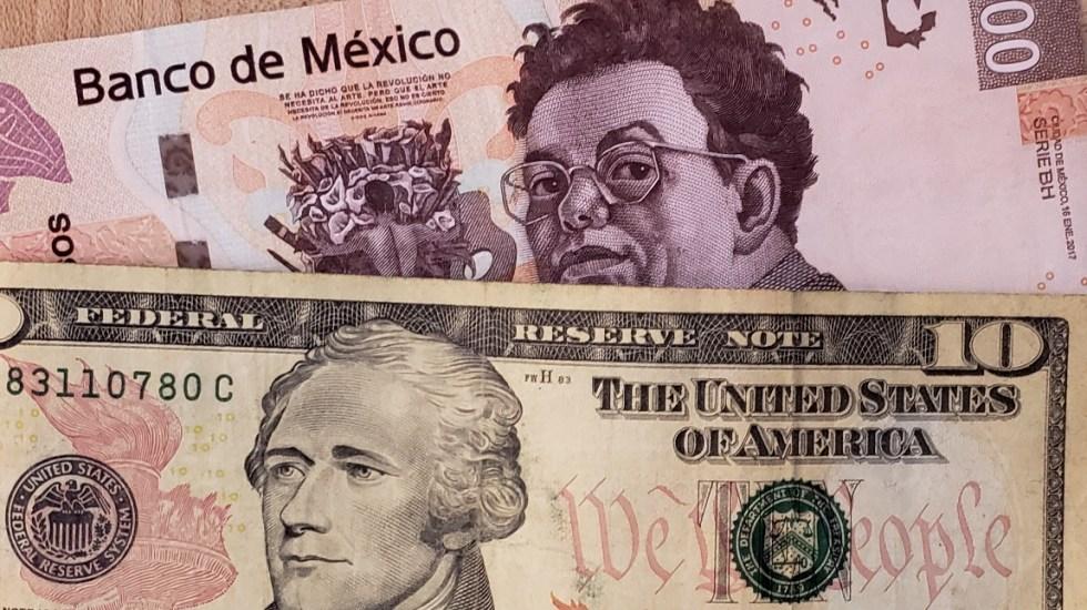 Dólar cierra en hasta 25 pesos en ventanilla - Dólar dinero dólares pesos tipo de Cambio 2