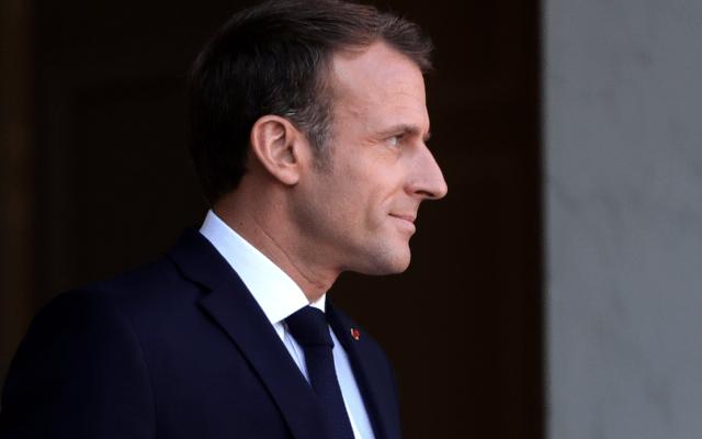 Macron advierte a Trump por posible resurgimiento del Estado Islámico - Foto de EFE