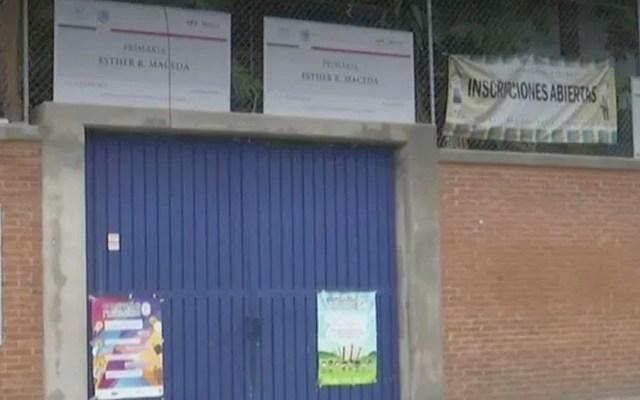 Cierran primaria tras presunto abuso sexual contra dos menores en Iztapalapa - escuela iztapalapa
