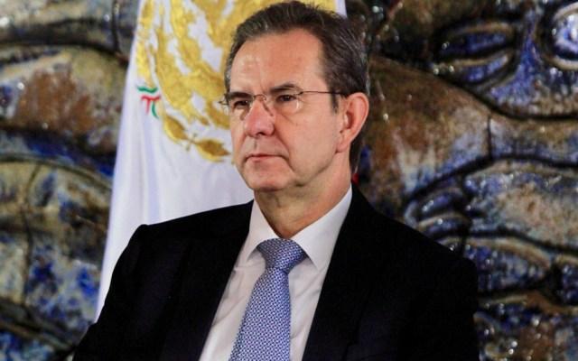México tendrá mayor control de plazas magisteriales: Esteban Moctezuma - Esteban Moctezuma