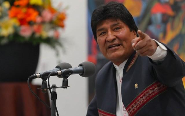 Ala radical demócrata de EE.UU. denuncia salida de Evo Morales como golpe - Evo Morales