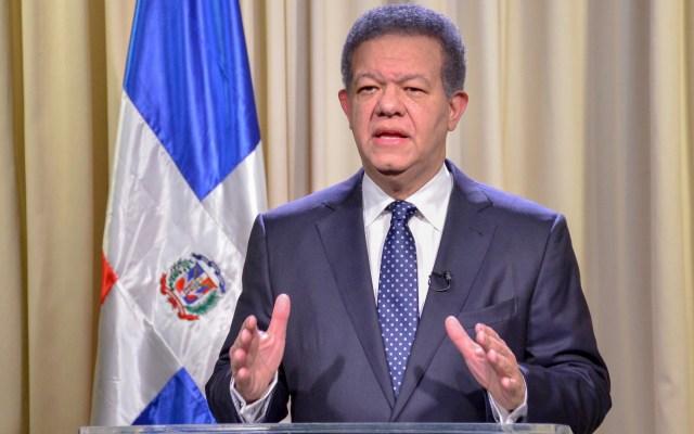 Expresidente de República Dominicana tilda de 'fraude' elecciones primarias - Expresidente de República Dominicana, Leonel Fernández. Foto de @LeonelFernandez