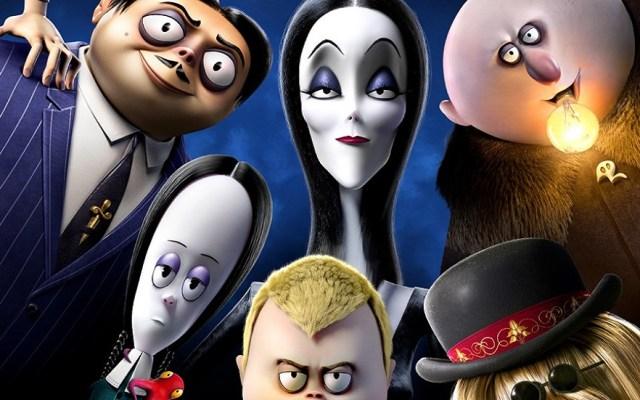 Nueva película de 'Los locos Addams' tendrá secuela en 2021 - Los locos Addams. Foto de @MeetTheAddams