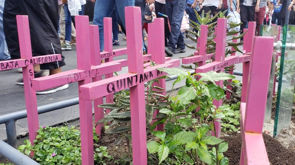 Colectivos feministas se manifestarán en la Ciudad de México; SSC alista operativo - Feminicidios México asesinatos