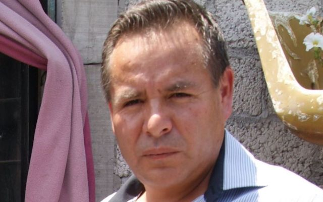 Declaran muerte cerebral a alcalde de Valle de Chalco - Francisco Tenorio, alcalde de Valle de Chalco. Foto de twitter/gobvalle2019.