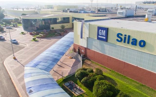 GM suspende producción en dos plantas de México por huelga en EE.UU. - GM Silao
