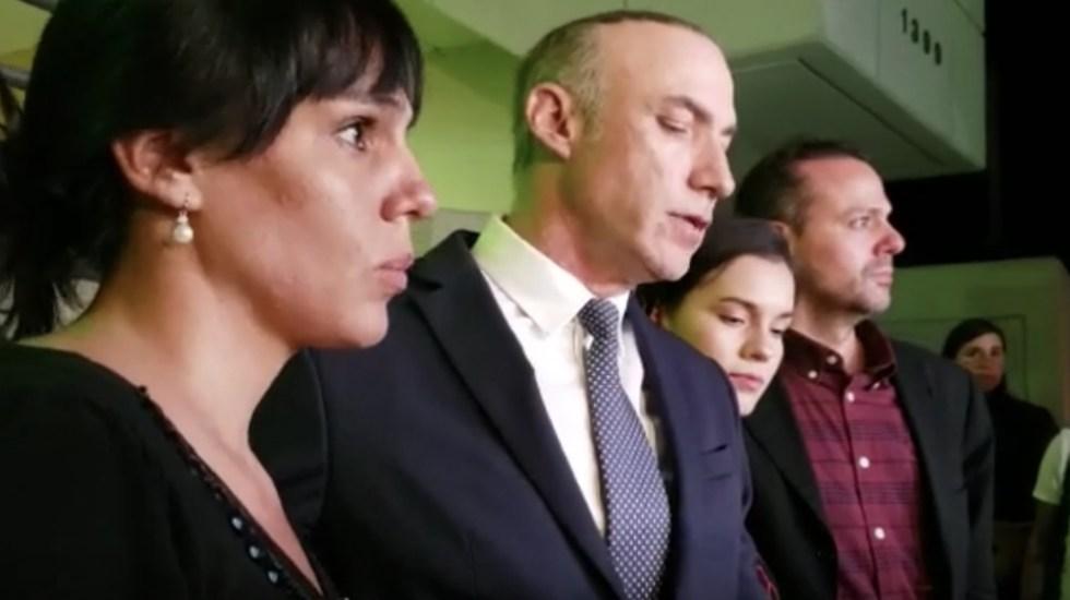 Se reconcilian los hijos de José José; el anuncio lo hizo el cónsul de México en Miami