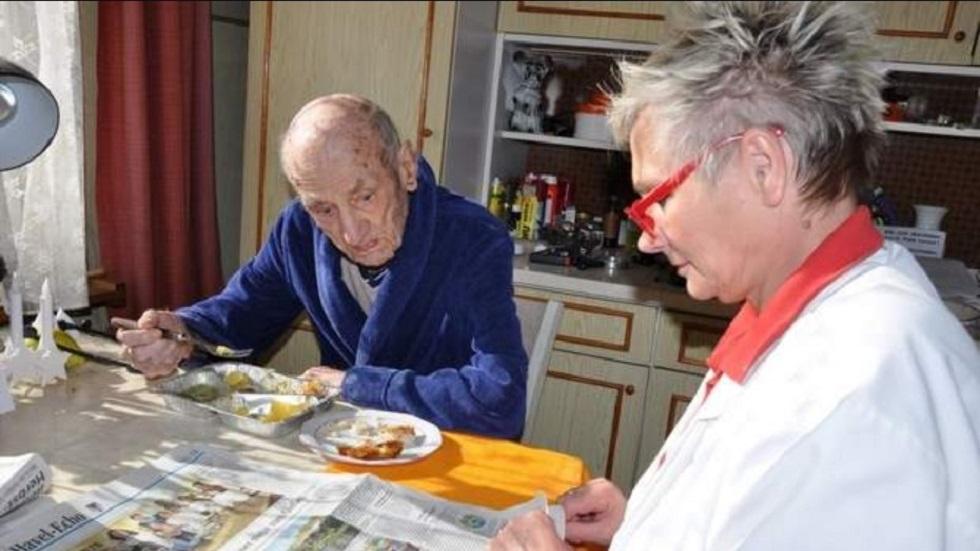 Muere a los 114 años el hombre más longevo del mundo - Hombre más longevo del mundo en 2018. Foto de Volksstimme