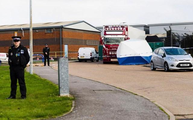 Acusan de 39 cargos de homicidio al conductor del camión de Essex - homicida essex