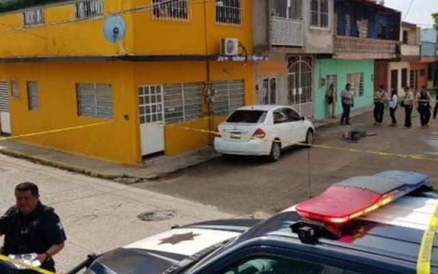 Asesinan en Villahermosa a policía preventivo - Homicidio de policía en Villahermosa. Foto de Tabasco Hoy