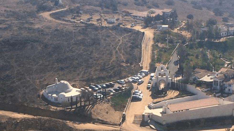 Suman 10 mil 80 hectáreas afectadas por incendios en Baja California - incendios