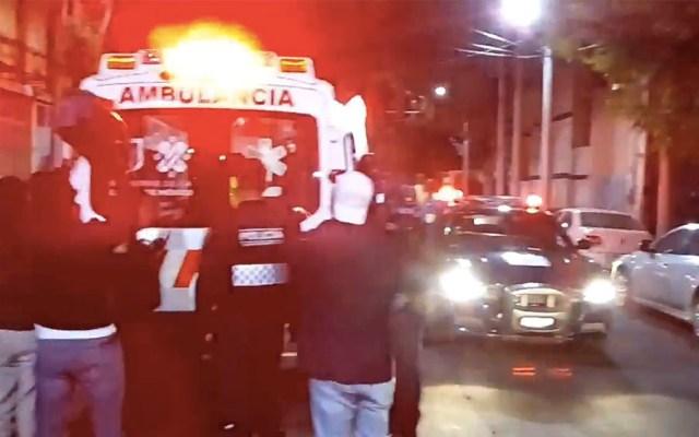 Prenden fuego a indigente en Venustiano Carranza - indigente venustiano carranza