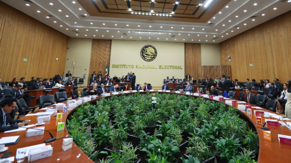 INE listo para elecciones en 2021; no es indispensable reforma: Córdova - Foto de Notimex