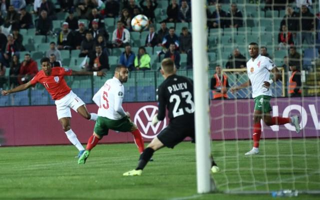 Duras sanciones de UEFA a Bulgaria por incidentes ante Inglaterra - Foto de @England
