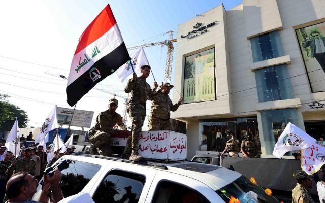 Nueva ola de protestas en Irak deja al menos 74 muertos - Irak protestas manifestaciones