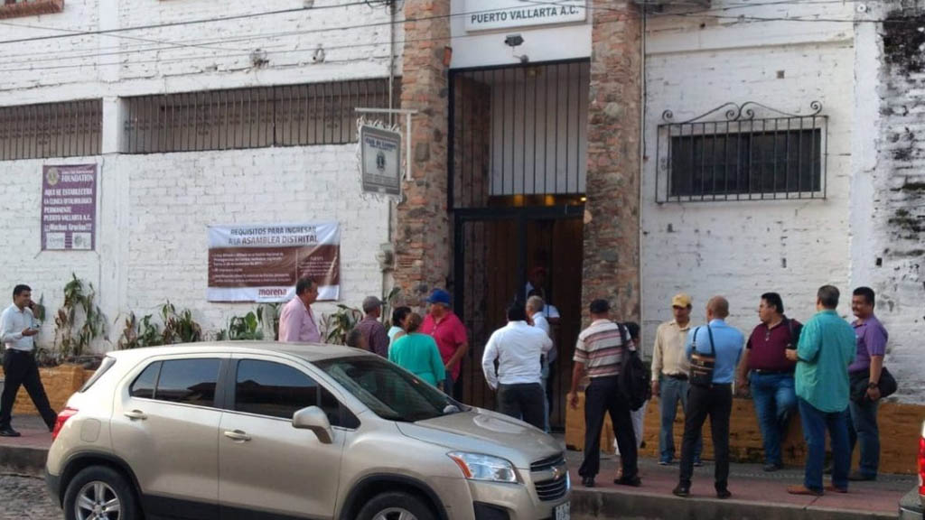 Investigan violencia en proceso interno de Morena en Jalisco - Jalisco Morena elección interna