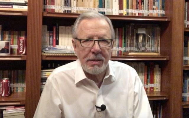 ¡Las noticias! Se desconocen los motivos de la renuncia de Eduardo Medina Mora como ministro