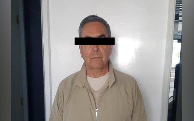 Jorge Torres, exgobernador de Coahuila, se declara culpable en Texas de lavado de dinero - Jorge Torres López, extraditado a Estados Unidos. Foto de FGR.