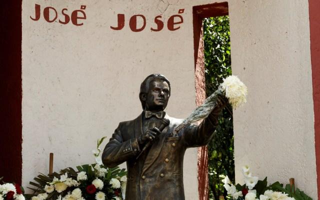 El recorrido que seguirán los restos de José José - Foto de EFE