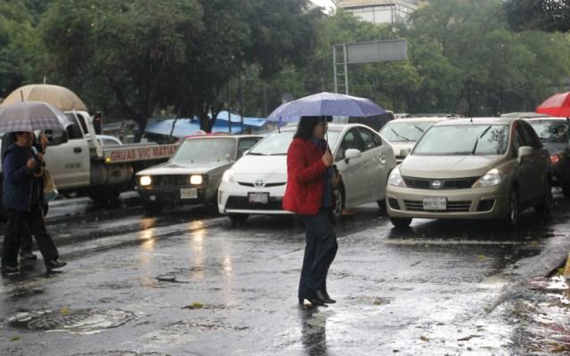 Alerta Naranja por lluvia en la Ciudad de México este jueves - lluvias