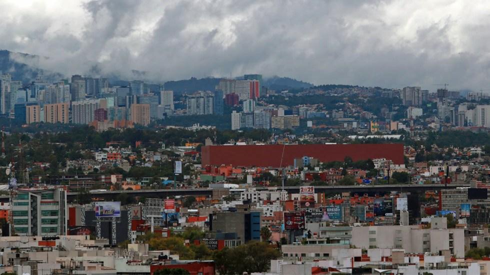 Alerta Amarilla en 10 alcaldías por lluvia - Lluvia Ciudad de México tormentas 05