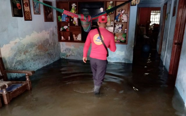 Lluvias dejan afectaciones en tres municipios de Tabasco - lluvias tabasco