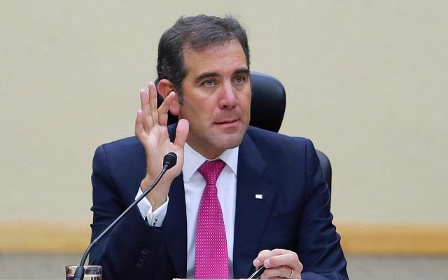 SCJN se reivindicó como guardián del orden constitucional, declara Lorenzo Córdova - Consejero presidente del INE, Lorenzo Córdova. Foto de Notimex