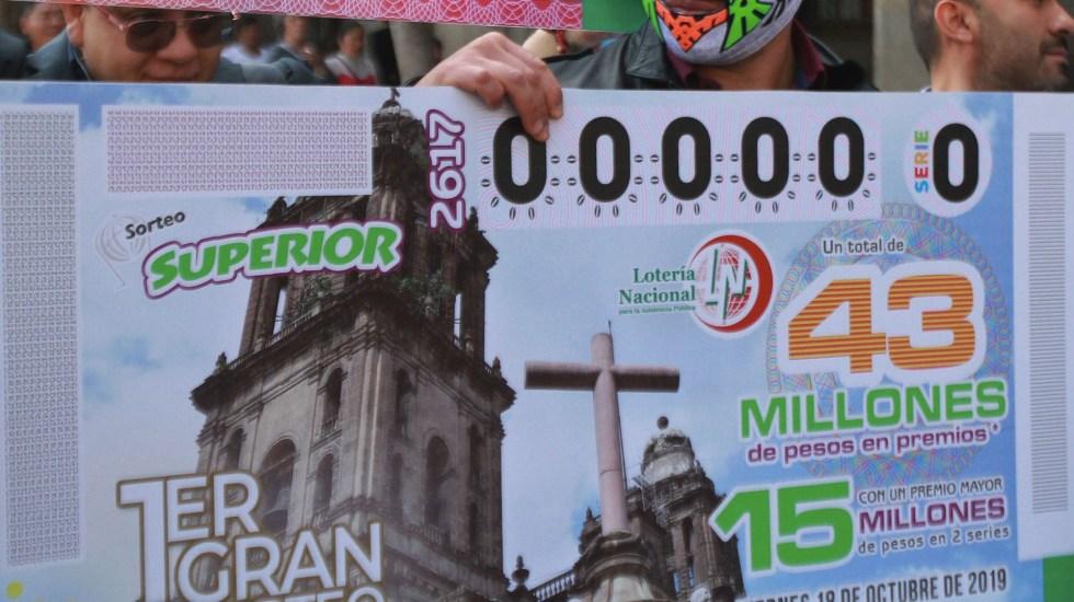Diputados aprueban dictamen que abroga Ley de Lotería Nacional - Lotería Nacional México