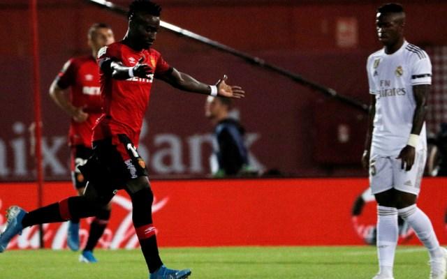 Real Madrid cae ante Mallorca y pierde liderato - Foto de EFE