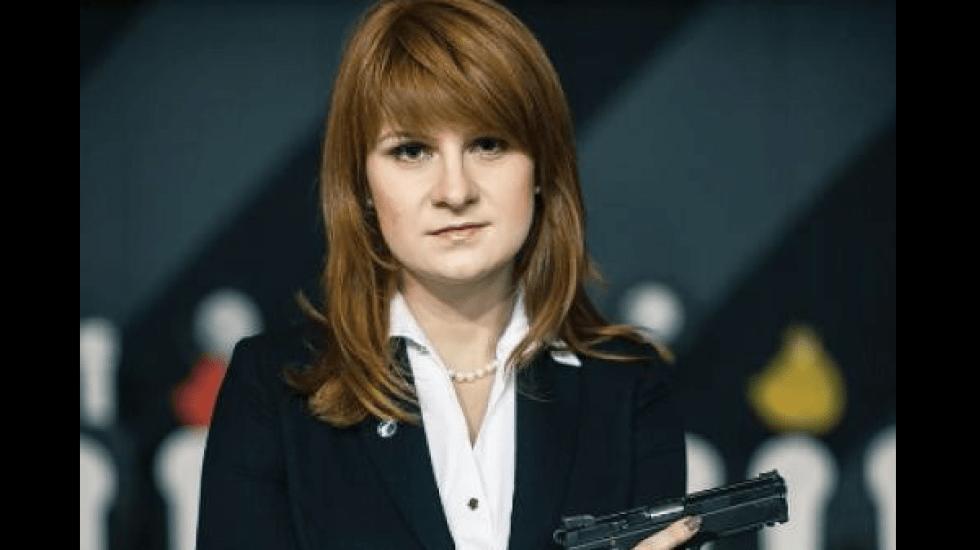 Liberan a la espía rusa Maria Butina - Foto de EFE