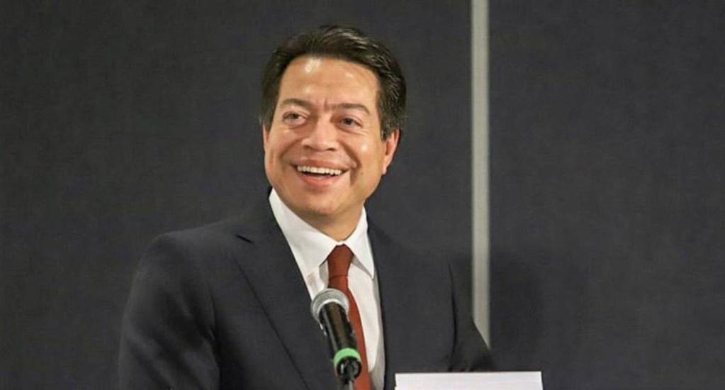 Mario Delgado no pedirá licencia para participar en el proceso de renovación de dirigencia de Morena - Mario Delgado Carrillo Morena