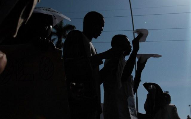 México dará documentos de identidad a migrantes de nueva caravana - Foto de Notimex