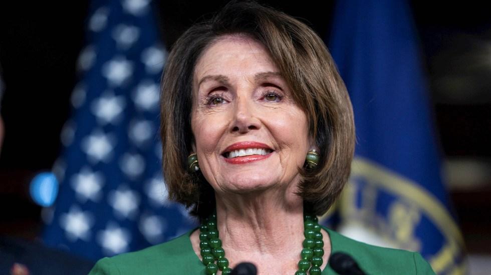 Recomiendo a la nerviosa Nancy Pelosi se aparte de la lista: Trump - Nancy Pelosi Estados Unidos Congreso