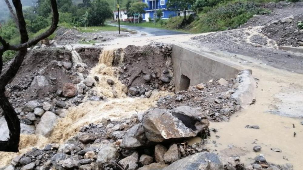 Solicita Oaxaca nueva declaratoria de emergencia para 49 municipios - Foto de @CEPCO_GobOax