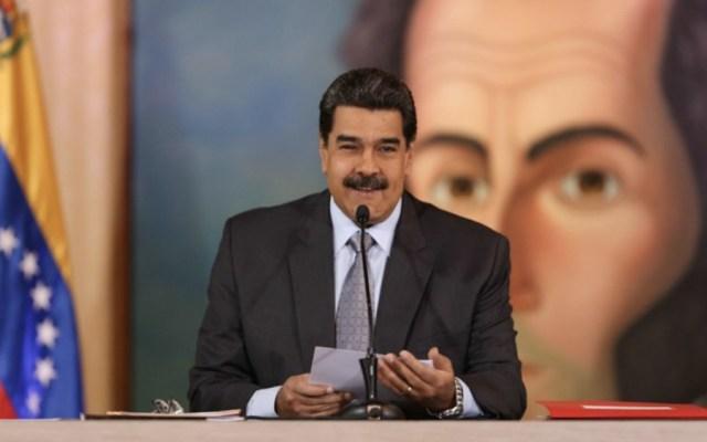 """Maduro llama a consolidar """"cuerpos de combatientes"""" formados por obreros - Foto de @NicolasMaduro"""