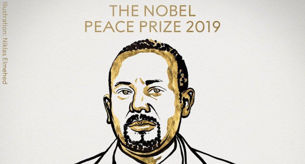 El primer ministro etíope, Abiy Ahmed, gana el Nobel de la Paz - Foto de @NobelPrize