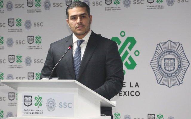 Omar García Harfuch sale de quirófano; lo reportan estable - Omar García Harfuch, titular de la SSC. Foto de @SSP_CDMX