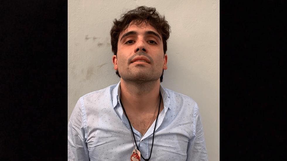 """Gabinete de Seguridad confirma """"identificación"""" de Ovidio Guzmán, hijo de 'El Chapo' - ovidio guzmán"""