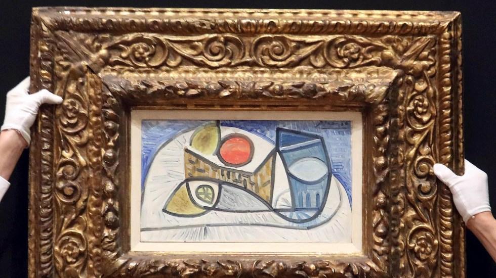 Subastarán obra de Pablo Picasso en Nueva York - Pablo Picasso Obra subasta Nueva York