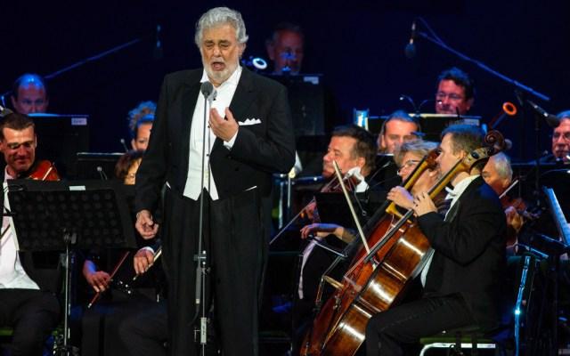Plácido Domingo recibe aplauso de casi 20 minutos en Milán - Plácido Domingo