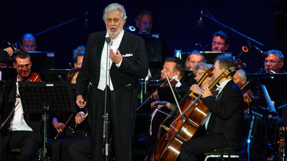 """Ópera de Viena ofrecerá por streaming a Plácido Domingo en """"Macbeth"""" - Plácido Domingo"""