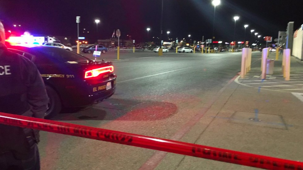 Enfrentamiento en Walmart de El Paso deja un abatido y dos policías heridos - Enfrentamiento en El Paso