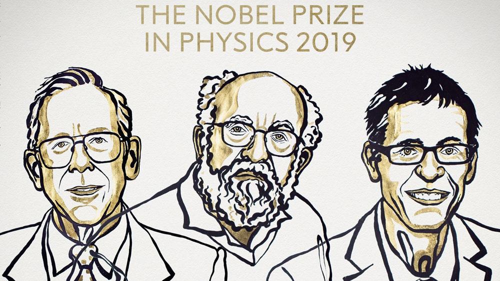 Nobel de Física a astrofísicos por trabajos sobre evolución del universo - Nobel de Física a astrofísicos por trabajos sobre evolución del universo