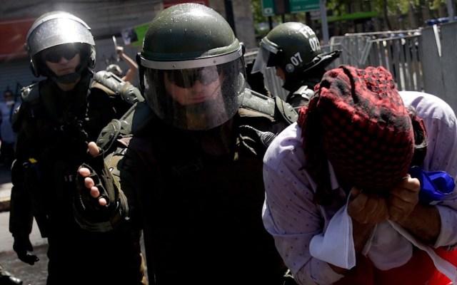 Fiscalía chilena investiga más de mil denuncias por violencia estatal en protestas - Foto de EFE/ Fernando Bizerra Jr.