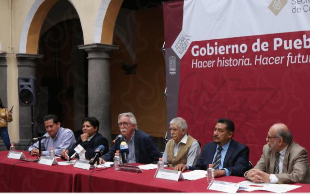 Así conmemorará Puebla el quinto Centenario de la Conquista - Foto de Twitter Secretaría de Cultura Puebla