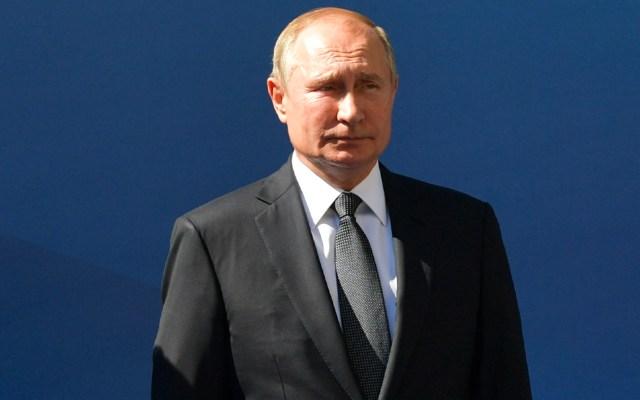 Putin habla de Greta Thunberg y condena uso de niños para apoyar causas - Putin