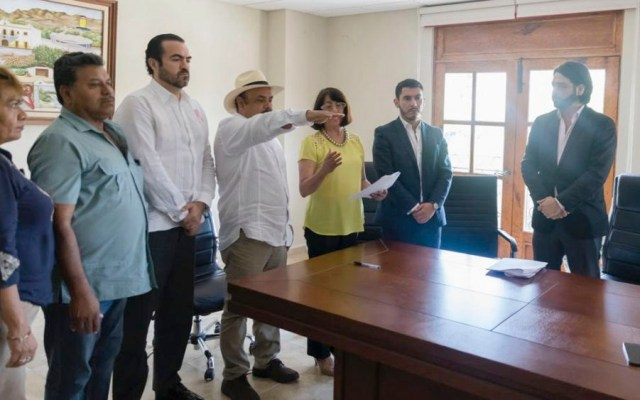 Ramiro Iturbe rinde protesta como alcalde de Amacuzac, Morelos - Ramiro Iturbe rinde protesta como alcalde de Amacuzac, Morelos